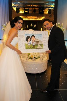 Custom Caricature drawing from your photos!