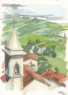 Bascio, frazione di Pennabilli