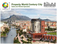 Manhattan Suites are situated on the banks of the Grand Canal, part of the Century City development in Cape Town South Africa!