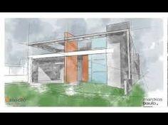Hasil gambar untuk croqui arquitetura