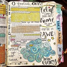 Belief comes from the heart!  Open heart = Open eyes! ❤️❤️❤️🙌🏼🕊 #openyourheart #iloveyoujesus #thankyoujesus #journalingbible #biblejournaling #biblejournalingcommunity #illustratedfaith