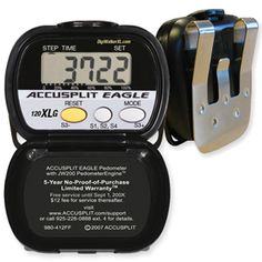 Accusplit Ultra Thin Pedometer