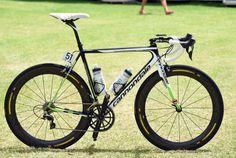 Ryder Hesjedal's Cannondale SuperSix EVO, Tour Down Under - 2015