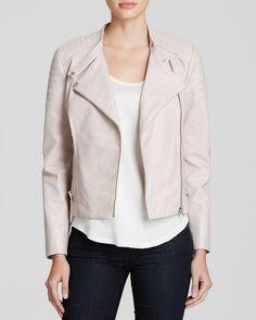 Dakota Collective Jacket - Garron Lamb Leather | Bloomingdale's