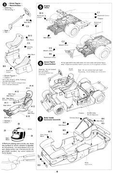 41 best Tamiya 1/24 Renault Alpine A442B Turbo images on