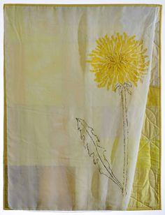 The Milwaukee Art Quilters (MArQ) make contemporary art quilts, pursue exhibit and competition opportunities, and support each other's artistic growth. Yellow Quilts, Mellow Yellow, Milwaukee, Quilt Patterns, Contemporary Art, Applique, Exhibit, Abandoned Castles, Abandoned Mansions