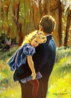 Vintage Posters, Vintage Art, My Dad My Hero, Grands Parents, Fathers Love, Papi, Love Art, Father Daughter, Art Drawings