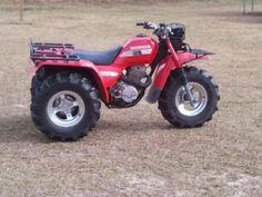 1987 honda big red 3 wheeler very good cond ATVs and Motorcycles ATV & Four Wheeler in Louisiana - Louisiana Sportsman Classifieds