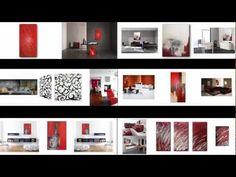Acrylbilder und Wandbilder von Slavova Art. Handgemalte Wandbilder und abstrakte Acrylbilder