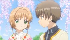Sakura Kinomoto, Syaoran, Card Captor, Clear Card, Anime, Clamp, Cards, Romance, Manga