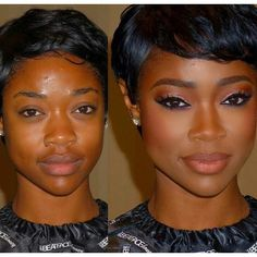 beautiful, transformation, and flawless image