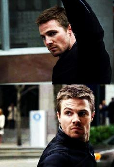 Stephen Amell- Christian Grey