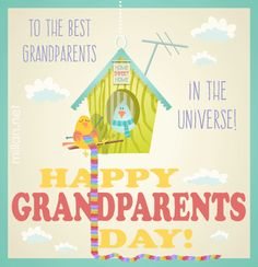 Grandparents Day E Card Ecards Free Cards