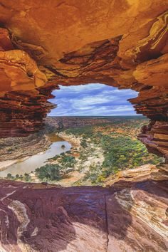 Kalbarri National Park, Perth, Australia (by Peter Stewart) natures window Perth Australia, Western Australia, Australia Travel, Visit Australia, Beautiful World, Beautiful Places, Beautiful Scenery, Places To Travel, Places To See