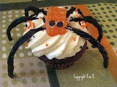 Musings from Kim K.: Winner...and Favorite Halloween Food Treats