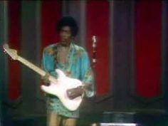 The Amazing Jimi Hendrix