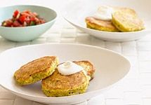 Erezes Parsnip-Corn Cakes  I just found this and many more great recipes in Udi's Gluten Free Facebook App. Check it out for yourself!