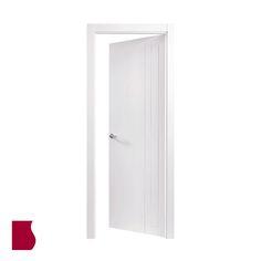 Modelo 922/ LACADA BLANCA / Colección Lacada / Puertas de interior Sanrafael
