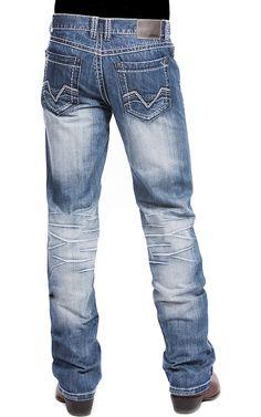 Petrol Men's Maverick Straight Leg Jean
