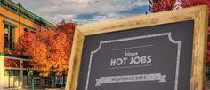 Triage November Hot Jobs