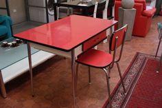 Küchentisch mit Stuhl bei HIOB Worblaufen  #Schnäppchen #Trouvaille