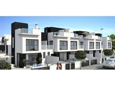 Duplex adosados en Torre de la Horadada Alicante Costa Blanca | 2 Habitaciones