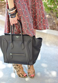 all about the shoes, the bag and the bangles...