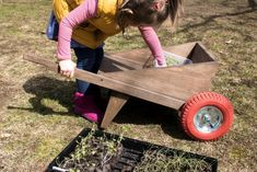 Kids& gardening accessories stimulate curiosity, pique interest in growing, and serve practical purposes. Diy Projects For Kids, Diy Garden Projects, Diy For Kids, Garden Tips, Wood Projects, Garden Ideas, Diy Rocket, Woodworking Workbench, Workbench Plans