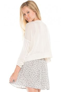Brandy ♥ Melville | Heather Skirt - Bottoms - Clothing