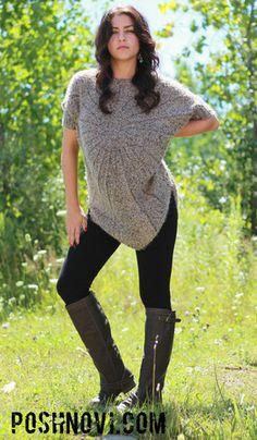 Dreamcatcher sweater dress #poshnovi @poshnovi