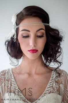 Pretty Hairstyles For Long Hair 1920s Great Gatsby Hair Hair
