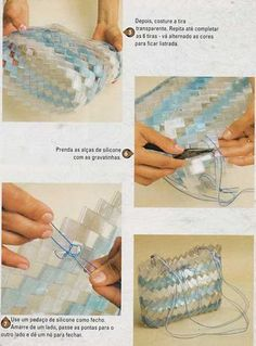 1 million+ Stunning Free Images to Use Anywhere Reuse Plastic Bottles, Plastic Bottle Crafts, Recycled Bottles, Recycled Crafts, Diy Crafts Videos, Diy Crafts For Kids, Diy Pet, Paper Chains, Paper Weaving