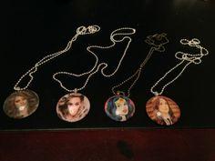 Crafty necklaces