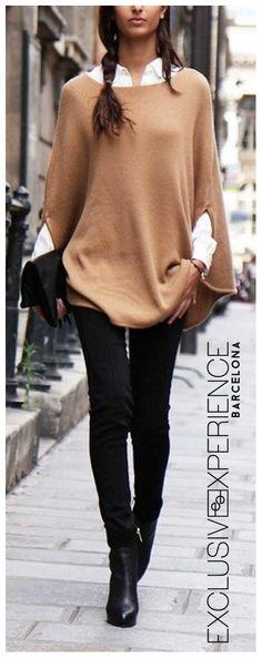 ¿Te gustann las capas? #capas #ponchos #classic #womanstyle #shebyexclusive…