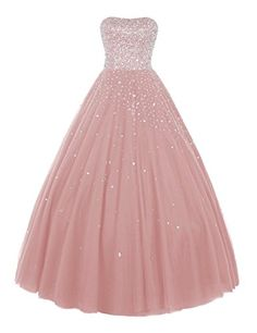 It is an amazing option for you to wear it on your special day. Ball gown style with strapless stylish and ruffles.Perfect for sweet 16, dance, ball gowns and other formal occasion.