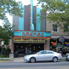 Drexel Theater in Franklin County, Ohio.
