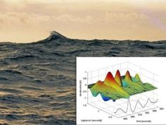 Scientists have captured new information about extreme waves, as one of the steepest ever recorded passed by the North Sea Ekofisk platforms in the early morning hours of Nov. 9 2007.
