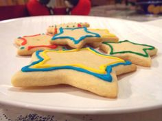low-fat sugar cookies. because you can never stop at just one!