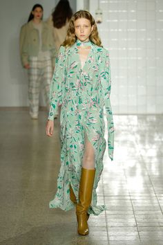 Erika Cavallini Fall 2017 Ready-to-Wear Collection Photos - Vogue