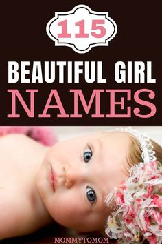 Beautiful Girl Names And Meanings Baby Girl Nursery Pink And Grey, New Baby Girl Names, Welcome Baby Girls, Baby Girl Nursery Themes, Unique Baby Names, Girl Names With Meaning, Baby Names And Meanings, Most Beautiful Girl Names, Pregnancy Guide