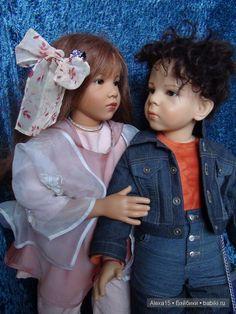 Моя семья линдеров / Другие коллекционные куклы / Бэйбики. Куклы фото. Одежда для кукол