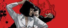 https://flic.kr/p/ehTyRy | Pulp Fiction | Batido de 5 dólares. Pulp Fiction