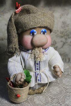 Домовята.. - запись пользователя Natali50 (Наталья) в сообществе Мир игрушки в категории Разнообразные игрушки ручной работы