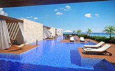 Cruz con Mar Condos for Sale in Playa del Carmen. Cruz con Mar offers beautiful apartments in Playa Mamitas in Playa del Carmen, the hot spot of the area. Quintana Roo, 5th Avenue, Condos For Sale, Riviera Maya, Places To Visit, Mexico, Real Estate, Instagram, Beach