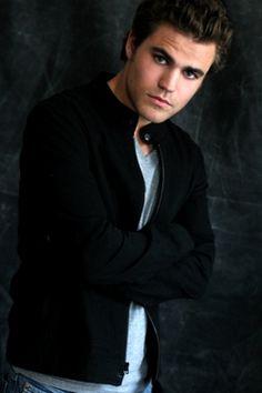 The Vampire Diaries - Paul Wesley as Stefan Salvatore