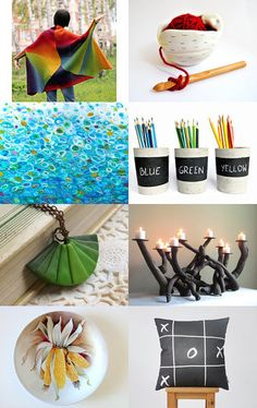 Day colors by Zivile Vaiciukyniene on Etsy--Pinned with TreasuryPin.com