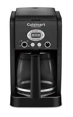 Cuisinart DCC-2650BWFR 12 Cup Extreme Brew Programmable Coffeemaker (Certified Refurbished), Black *** Discover this special product, click the image : Coffee Maker