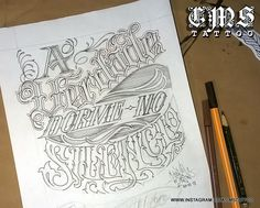 CMS Tattoo 2017 (Serie Sckrita - Verdade) Nova Lettering em progresso A Verdade Dorme No Silêncio (Truth Sleeps in Silence) New Lettering in progress. http://cmstattoo/wordpress.com WhatsApp (11) 95798-4377 Cícero Martins @cmstattoo #inkstagram #tattoo2me #tatttoo #sketch #inkmaster #inktattoo #inksanustattoo #cmstattoo #tatttoos #tattooartist #tattoodraw #tattooart #calligraphytattoo #calligraphy #typography #escritatattoo #tattooescrita #letteringart #calligraphydraw #tipografia