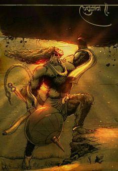 nayak by shiva_ganesha_krishna Hanuman Tattoo, Hanuman Chalisa, Krishna, Hindus, Lord Hanuman Wallpapers, Hanuman Images, Lord Mahadev, Shiva Shakti, Hindu Deities
