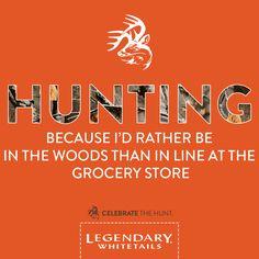 One of many reasons we hunt. :)  #CelebrateTheHunt